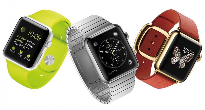 02faefa4b4a Foi a 9 de Setembro que a Apple deu a conhecer ao mundo o seu relógio  inteligente – o Apple Watch. Como já referimos