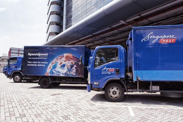 Alibaba aplica 250 milhões de dólares no serviço nacional de correios de Singapura