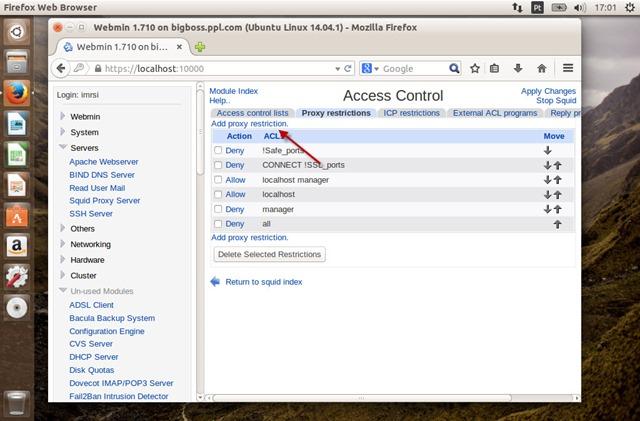 Aprenda a barrar o acesso a determinados sites via proxy