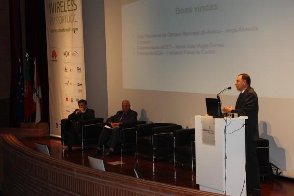 Vice-Presidente da Câmara Municipal de Aveiro - Jorge Almeida Campino