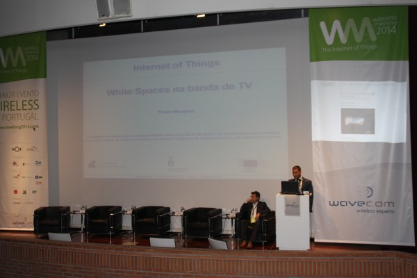 White Spaces na banda de TV – Paulo Marques – IP Castelo Branco