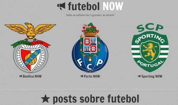 futebol now
