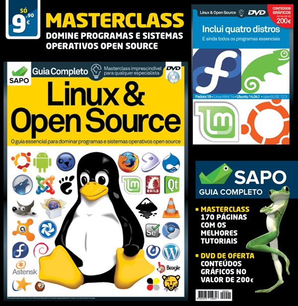 Linux & Open Source SAPO
