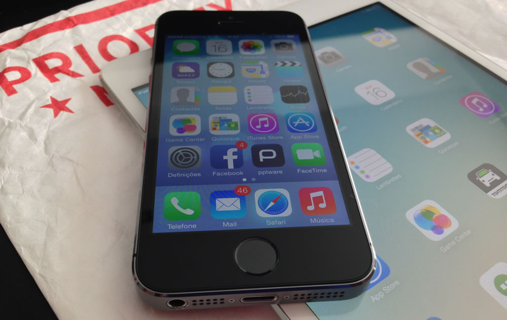 segurança iPhone