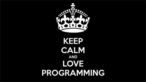 keepcalmprogramming