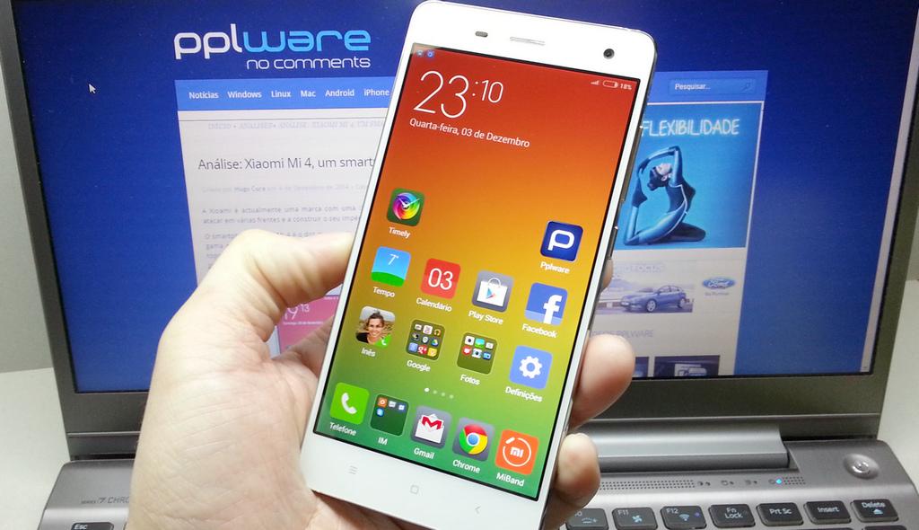 Análise: Xiaomi Mi 4, um smartphone de topo e cheio de