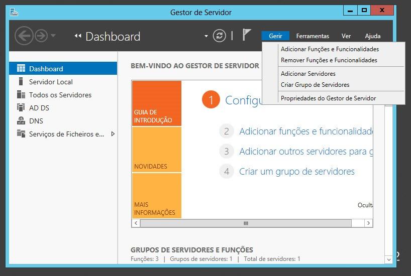 Windows Server 2012: Instalar e configurar o IIS 8 - Pplware