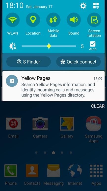 Android 5 0 1 (oficial) para o Galaxy S4 aparece no XDA