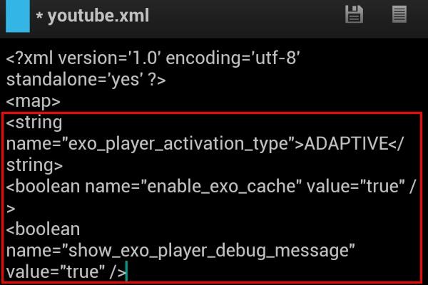 youtubexml_exo