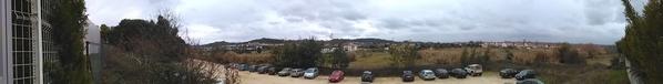 Foto panorâmica capturada com a Câmara da MIUI. Original aqui.