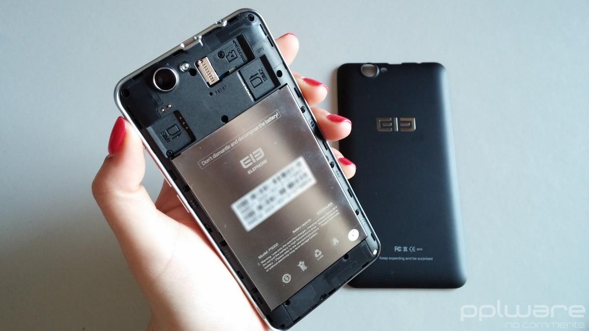 Análise ao smartphone Elephone P5000