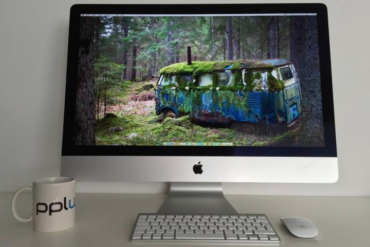 AirDrop a ser usado no iMac Pplware
