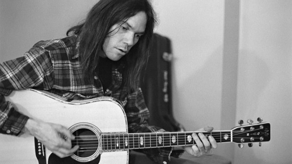Neil Young, cantor e compositor