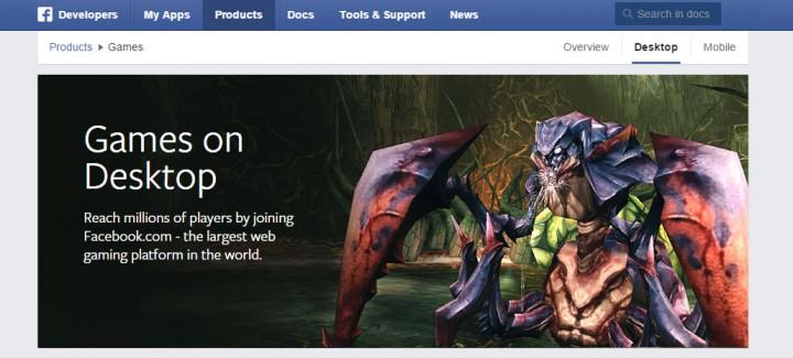 Jogos para o Facebook