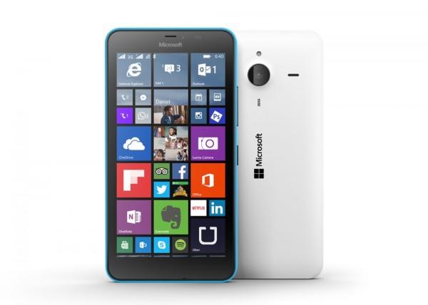 Lumia 640 XL Dual SIM