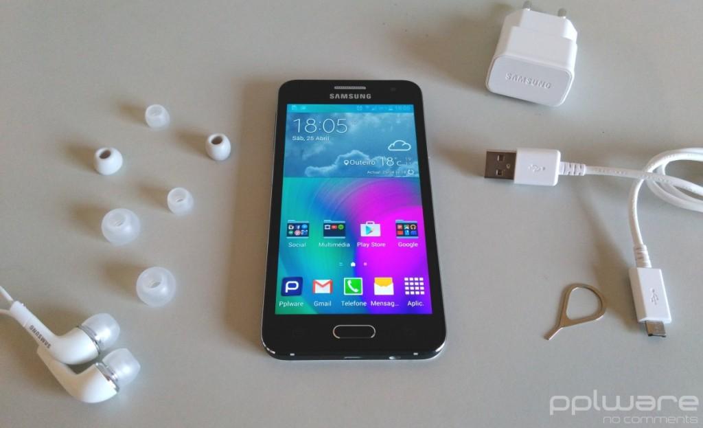 Samsung Galaxy A3 - Acessórios
