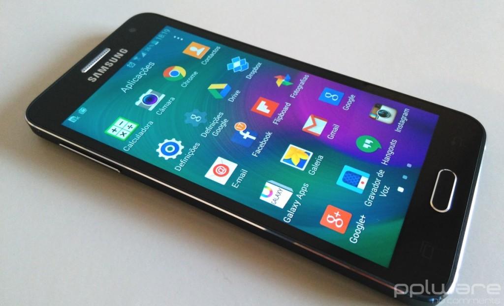 Samsung Galaxy A3 - Aplicações