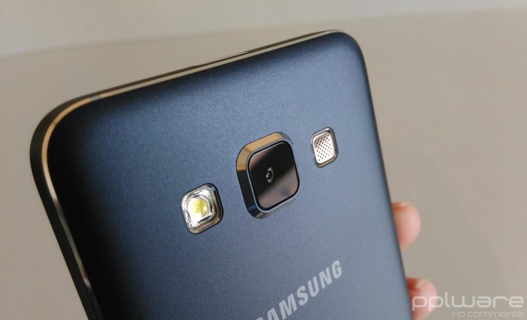 Samsung Galaxy A3 - Câmara