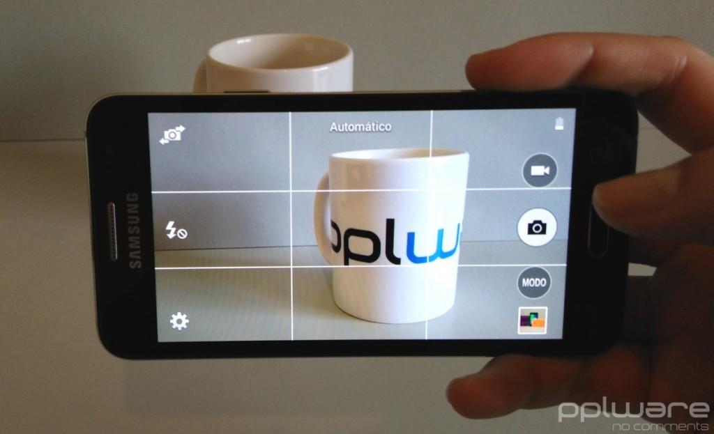 Samsung Galaxy A3 - Funcionalidades da Câmara