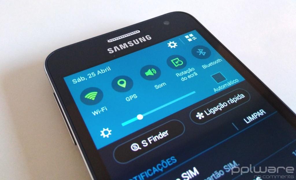Samsung Galaxy A3 - Notificações