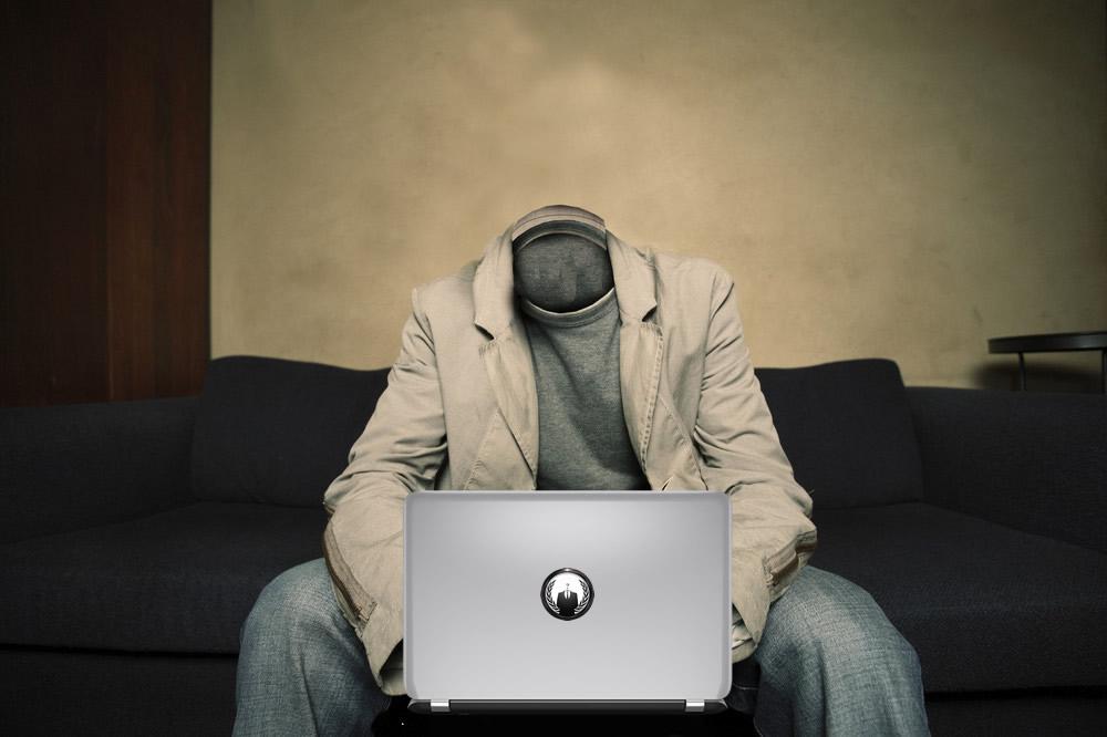 Como permanecer anónimo na Internet