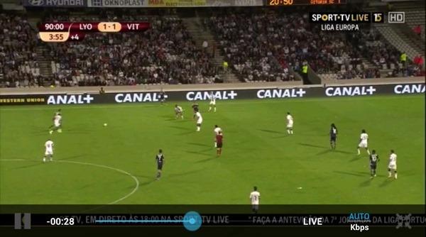 online sport tv