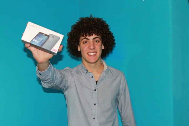 Vencedor Alex Ferreira