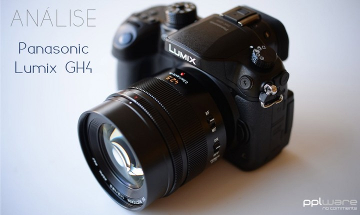 Analise Panasonic Lumix GH4