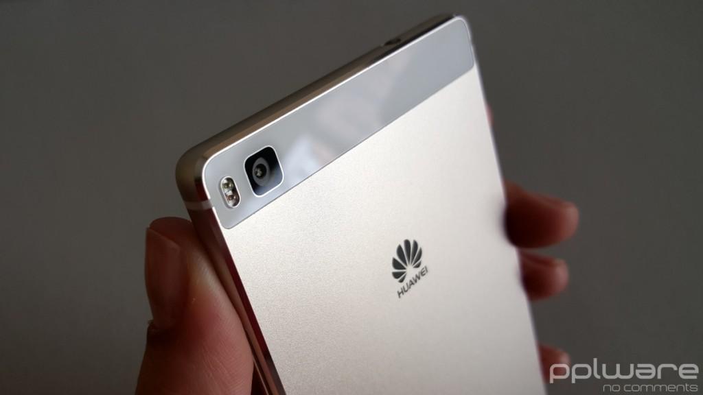 Huawei P8 - Câmara