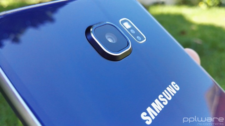 Samsung Galaxy S6 - Câmara