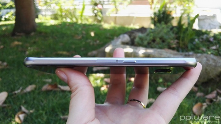 Samsung Galaxy S6 - Lateral ditreita