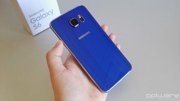 Samsung Galaxy S6 - Traseira (1)