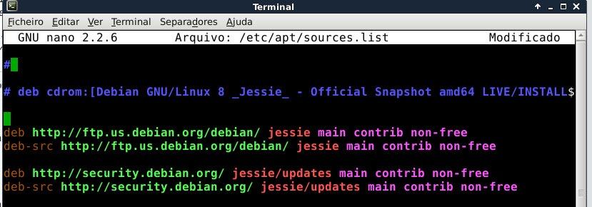 O que fazer depois de instalar o Debian 8 (Parte I) - Pplware