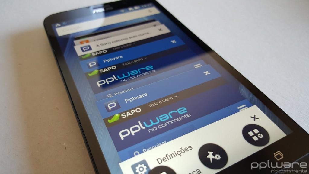 Asus Zenfone 2 - Aplicações