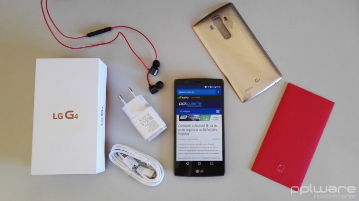 LG G4 - Unboxing (2)