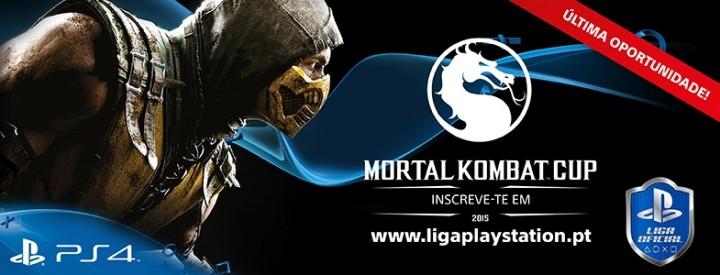 MKX Liga Oficial PlayStation