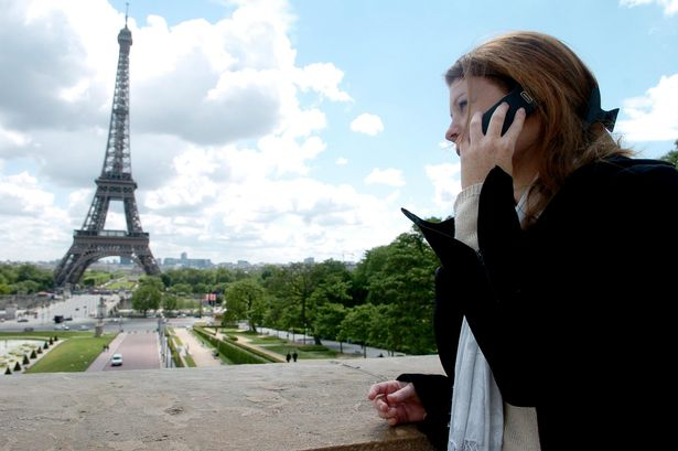 Roaming-Charges-Europe