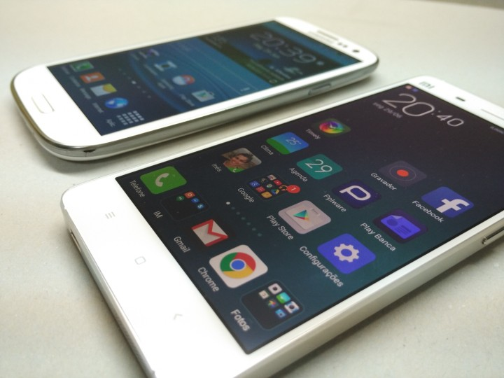 Xiaomi Mi 4i  - Foto exemplo 1