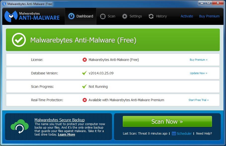 licença malwarebytes gratis
