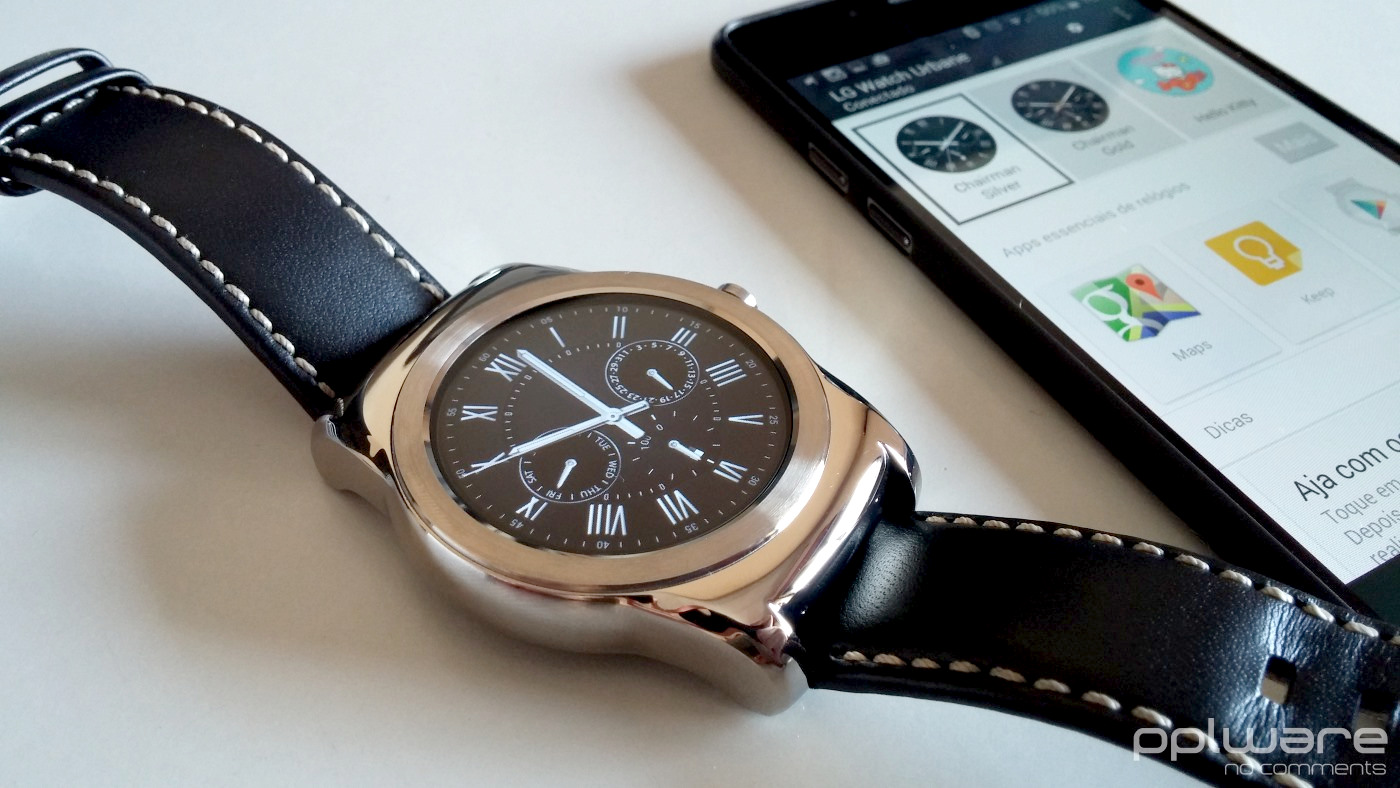ac4f6a87d20 LG Watch Urbane - Android Wear