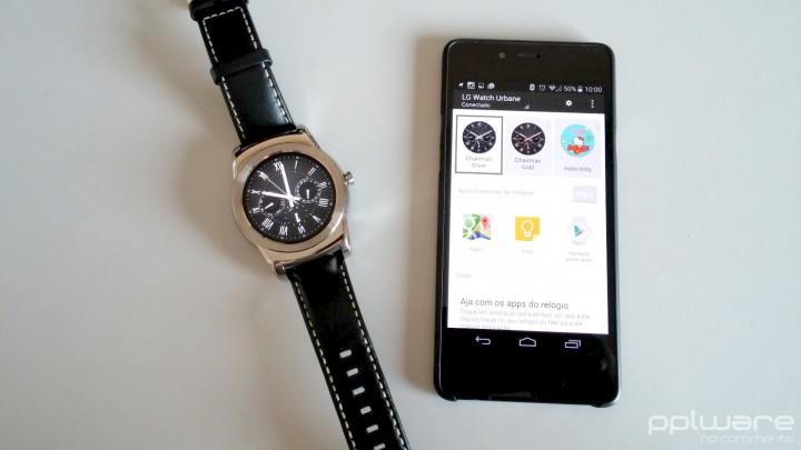 LG Watch Urbane - Android Wear 2