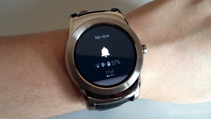 LG Watch Urbane - Definições rápidas