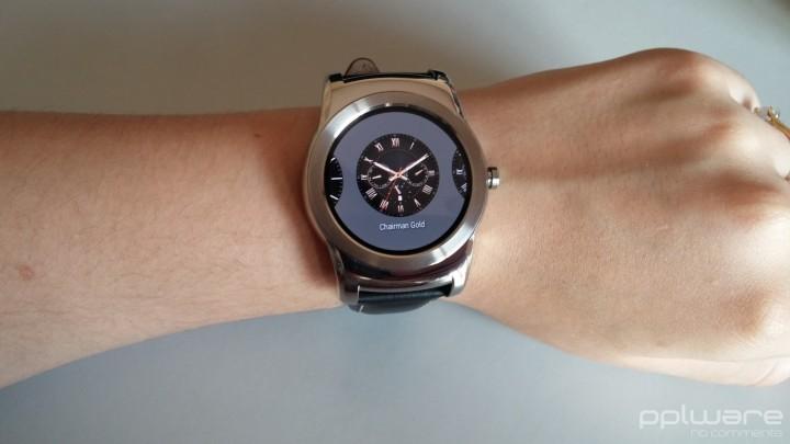 LG Watch Urbane - Imagem do mostrador