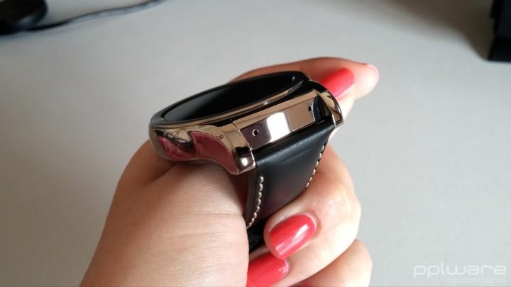 LG Watch Urbane - Microfones