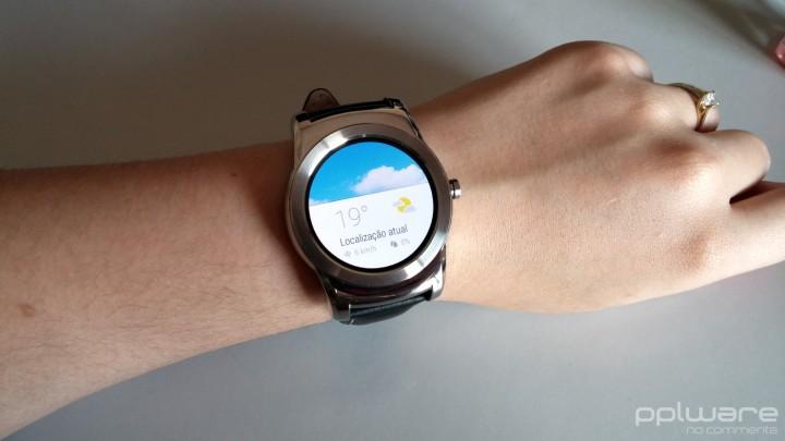 LG Watch Urbane - Notificações