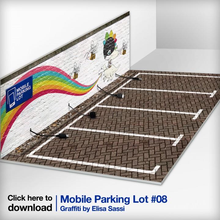 Mobile Parking Lot 4