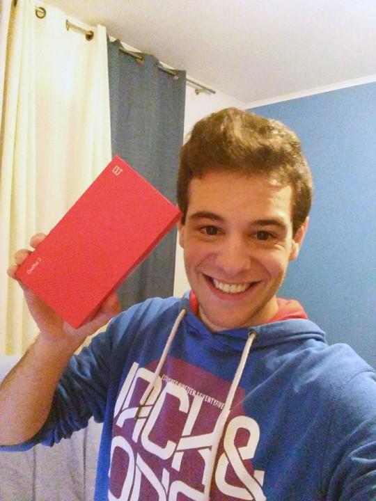 Vencedor Rodrigo Freitas