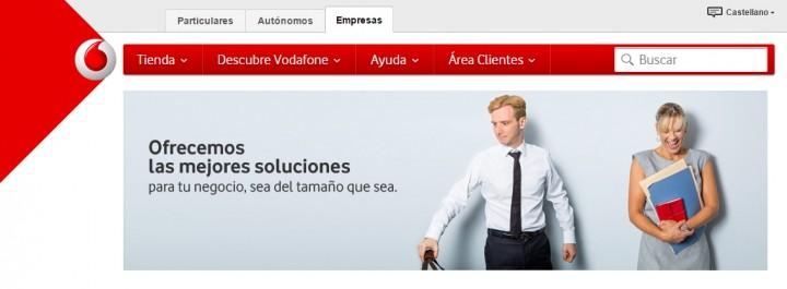 Vodafone Espanha