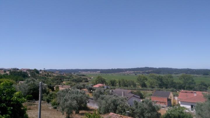 bq Aquaris M5 - Foto a paisagem