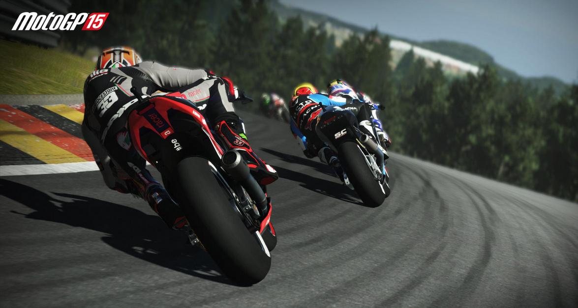 Passatempo: Ganhe uma cópia do jogo MotoGP 15, para PS4